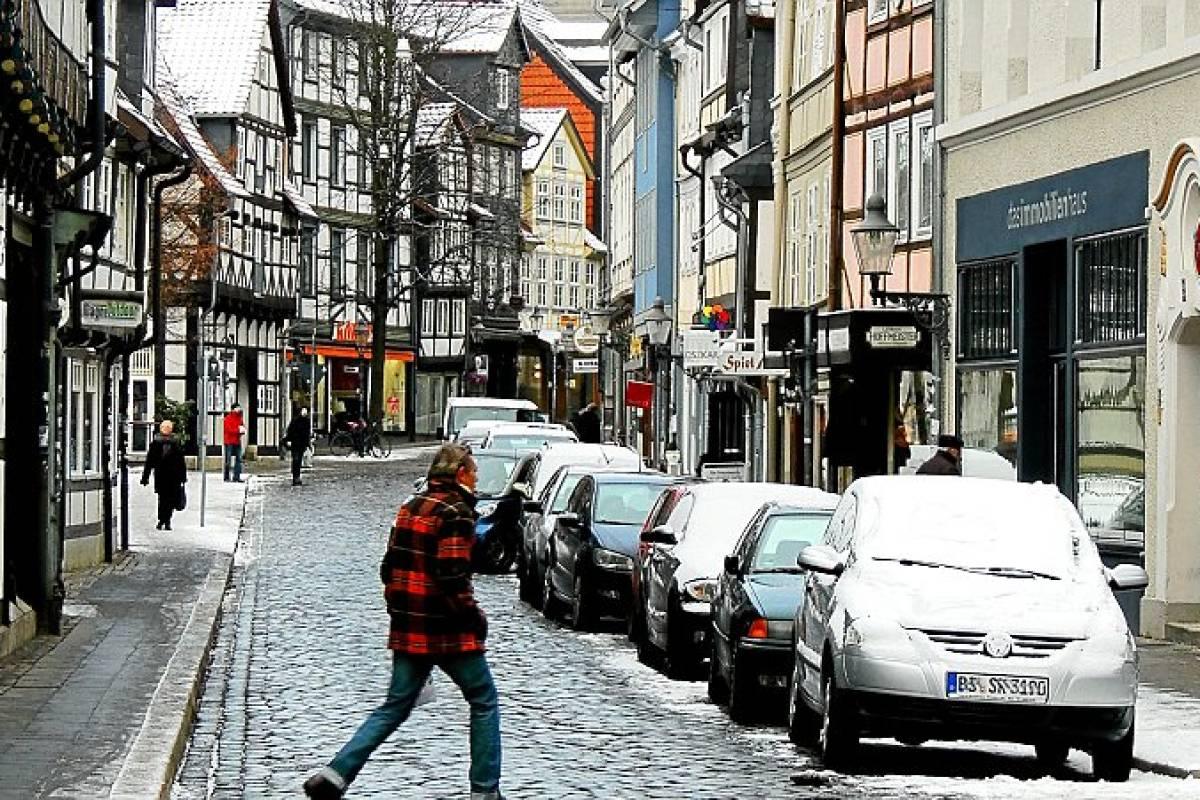 Kundenströme Enden Am Magniviertel Braunschweig Braunschweiger