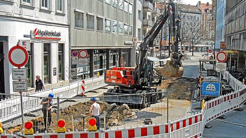 Das neue Südtor zur City wird Ende 2014 fertig