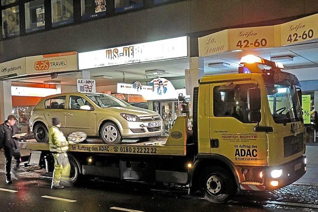 Stadt ließ 22 Falschparker abschleppen - Braunschweig ...