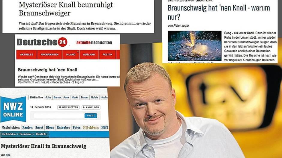 Braunschweiger Knall Auf Allen Kanalen Braunschweig