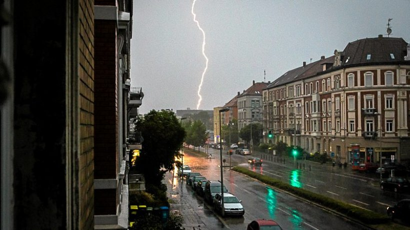 Unwetter Braunschweig