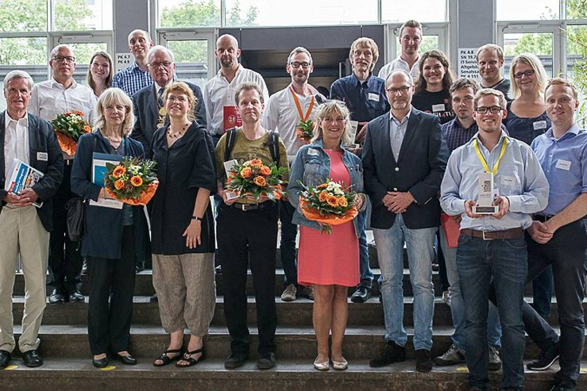 """LehrLEO 2016"""": Viermal ausgezeichnete Lehre an der TU ..."""