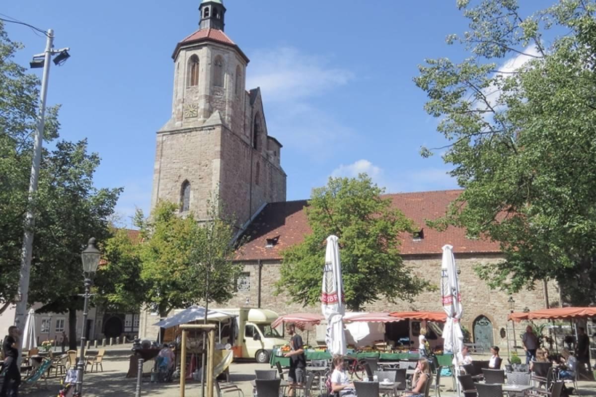 Durchs Magniviertel Soll Ein Ruck Gehen Braunschweig
