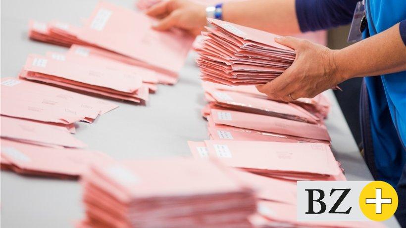 Extrablatt Für Die Landtagswahl