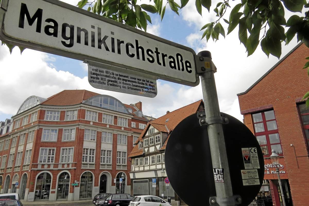 Magniviertel Im Aufwind Braunschweig Braunschweiger Zeitung