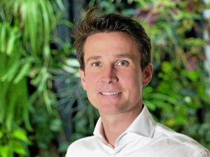 Oberbürgermeister-Kandidat Kaspar Haller (38) ist parteilos und wird von CDU. FDP und Volt unterstützt.
