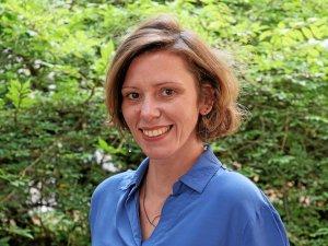 Anikó Merten aus Braunschweig will sich insbesondere für die Kreativ- und Kulturszene einsetzen.