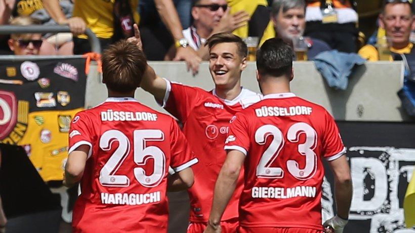 Fortuna Düsseldorf Aufstieg