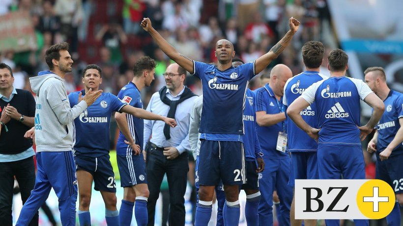 Vizemeister Schalke
