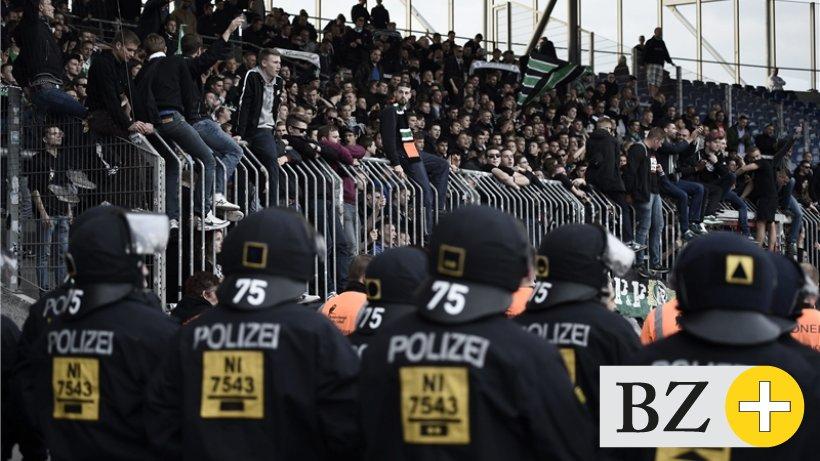 Bereitschaftspolizei Braunschweig