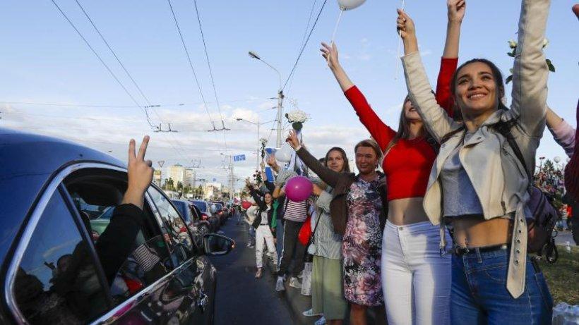 Belarus lässt viele Gefangene frei