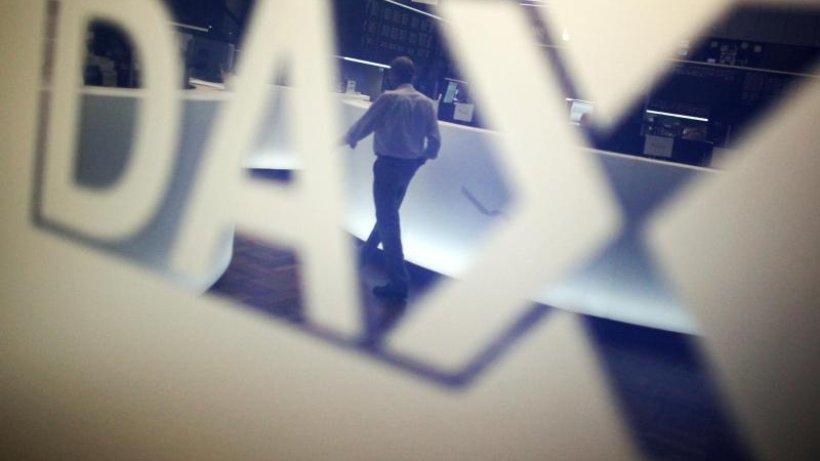 Aktien Frankfurt Eröffnung: Anleger machen Kasse