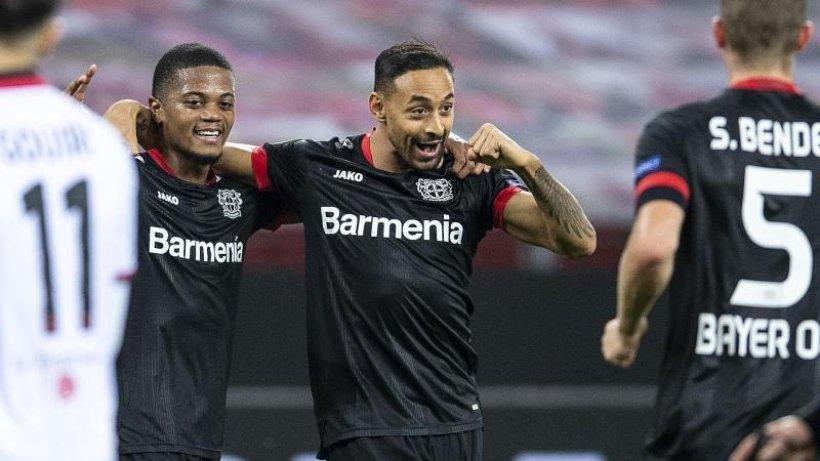Leverkusen startet mit Rekordsieg gegen Nizza