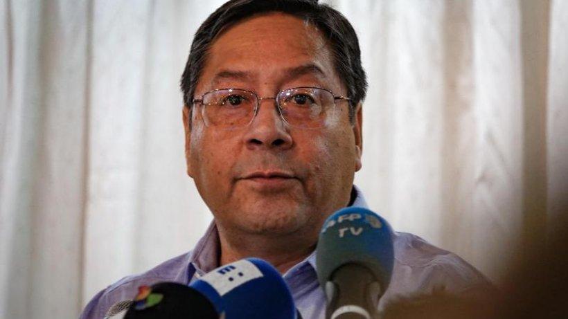 Bolivien: Arce gewinnt Wahl laut offizieller Auszählung