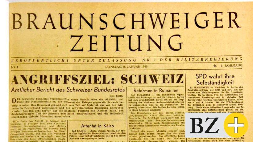 75 Jahre Braunschweiger Zeitung, 75 Jahre, die verbinden