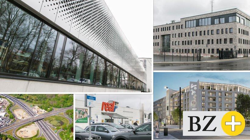 Baustellen Braunschweig 2021