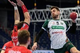 Handball Bundesliga: SCM jetzt Dritter - Hannover-Burgdorf siegt daheim