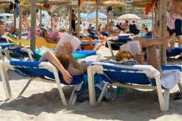 Pandemie: Mallorcaurlaub: Besetzen die Briten 2021 alle Liegen?