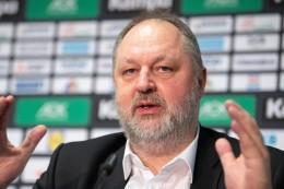 """Handball: DHB-Boss warnt vor Olympia-Scheitern: """"Wie ein Katalysator"""""""