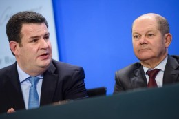 Corona-Pandemie: SPD-Minister wollen Testpflicht für Betriebe durchsetzen