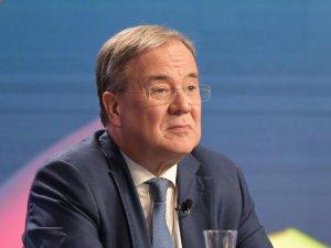 Unionskanzlerkandidat und Bundesparteichef Armin Laschet (CDU).