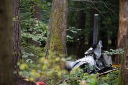 Ermittler suchen Ursache für Hubschrauberunglück
