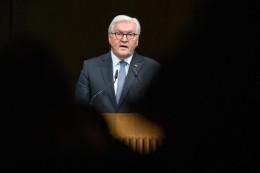 Steinmeier: Antisemitismus nie wieder ohne Widerspruch