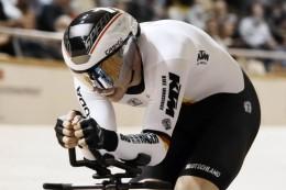 Sechste deutsche Medaille:Eilers holt bei Bahnrad-WMBronze