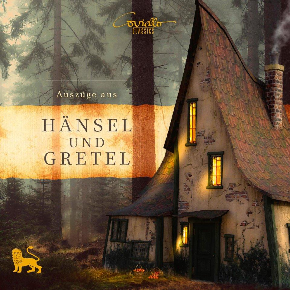 Brigitte Fassbaenders »Hänsel und Gretel«-Inszenierung ist nun als Weihnachts-CD erhältlich.
