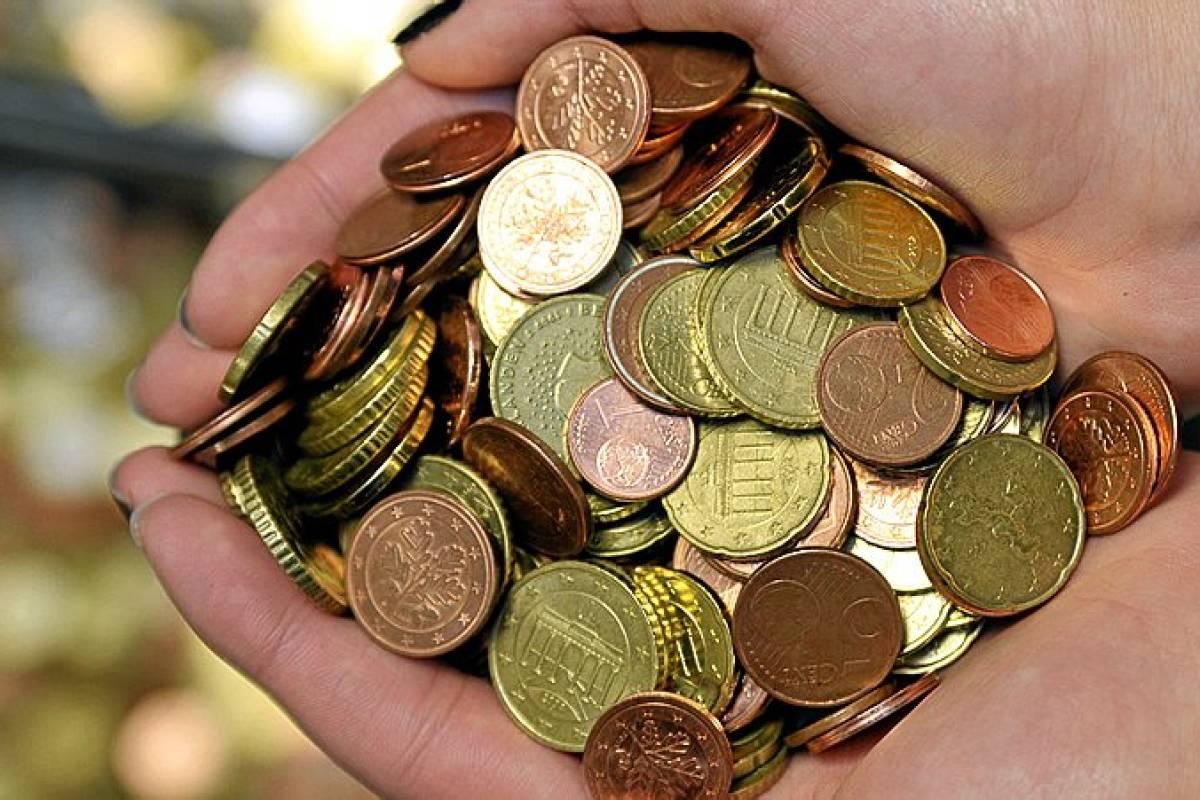 Verkäuferin verweigerte Kleingeld anzunehmen – zurecht
