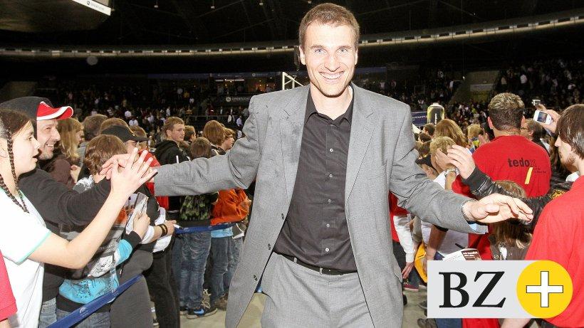 Basketball-Löwen: Geschäftsführer Oliver Braun ist zurück
