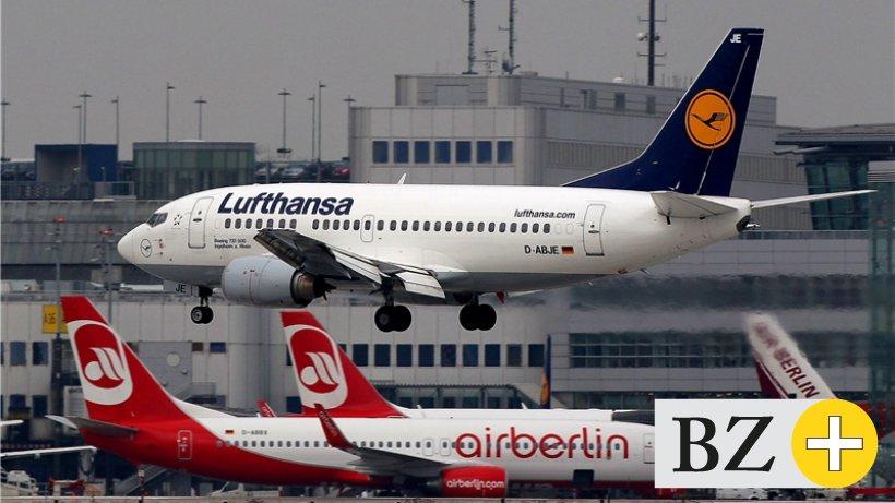 Flug Stuttgart Hannover