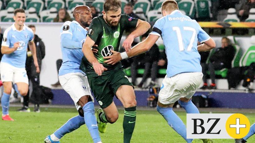 Wolfsburg Gegen Donezk