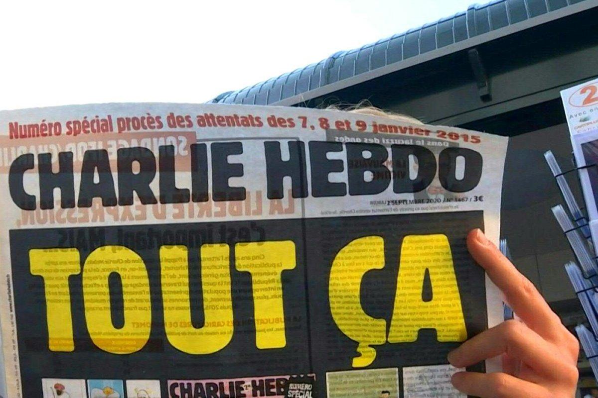 Mohammed Karikaturen In Charlie Hebdo Das Sagen Die Pariser Braunschweiger Zeitung