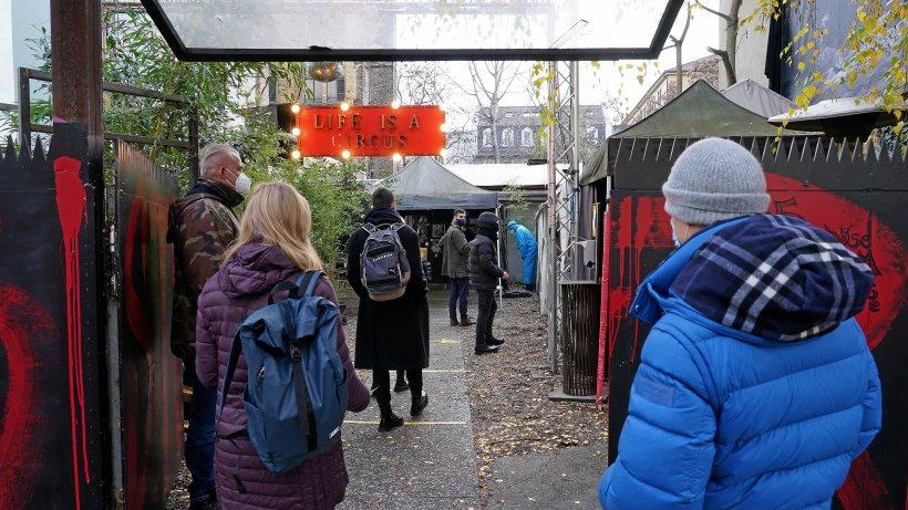 Berlin: Fetisch-Club Kitkat bietet jetzt Corona-Schnelltests an