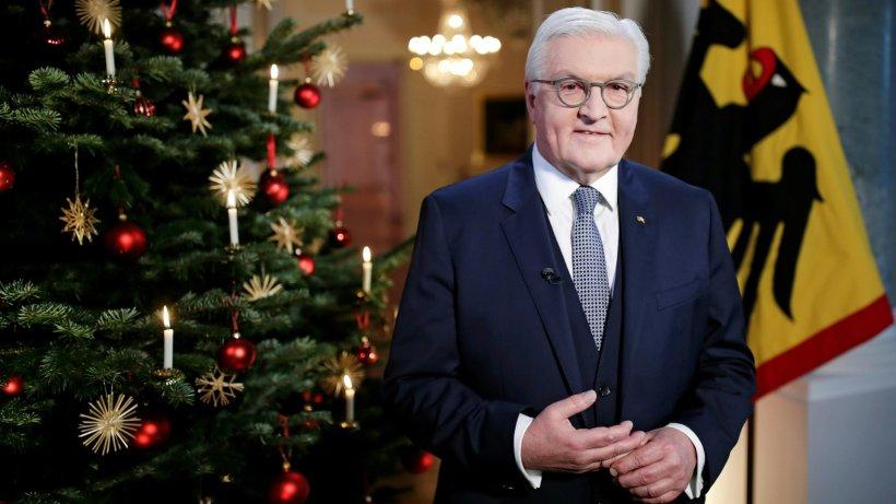 Weihnachtsansprache Bundespräsident 2021