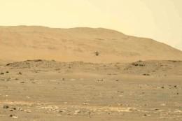 So klingt der Mars-Helikopter der Nasa