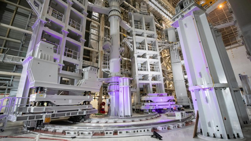 Kernfusionsreaktor Frankreich