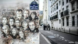 Anschlag Auf Charlie Hebdo Prozess In Paris Eroffnet Braunschweiger Zeitung