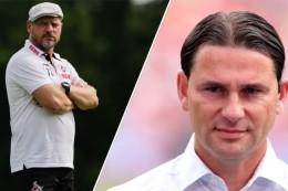 """""""Lampenfieber dabei"""" - Erstes Derby für Baumgart als FC-Trainer"""