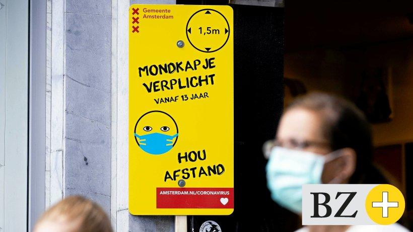 Risikogebiet Holland