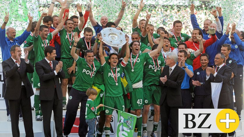 Wolfsburg Deutscher Meister