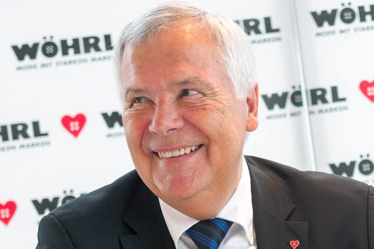 Unternehmer Hans Rudolf Wöhrl bietet vorerst nicht für Air Berlin