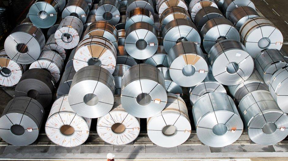 Hüttenwerk in Salzgitter stellt auf eine Wasserstoff basierende Herstellung von Stahl um