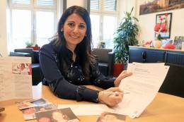 Wird sie die erste Frau an der Spitze des VW-Betriebsrates?