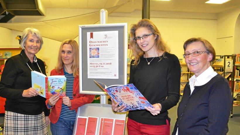 Wolfenbüttel. : Zum Vorlesetag kommt Nikola Huppertz in die Stadtbücherei