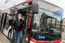 Buslinie 421 belebt eine alte Wolfenbütteler Verbindung