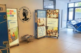 Ausstellung über die Vereinten Nationen in Ostfalia eröffnet